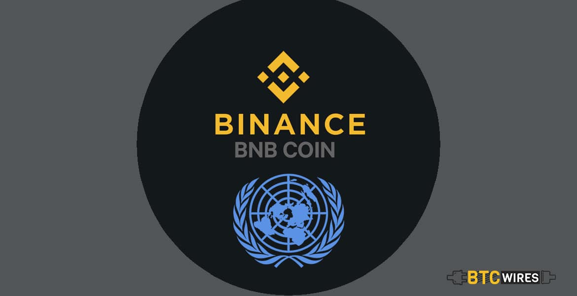 Binance tie hands with United Nations to Bring Social Good via Blockchain
